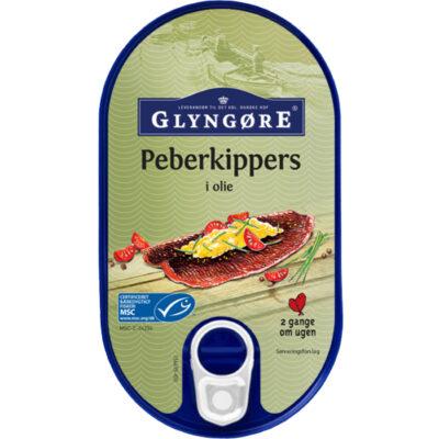 Glyngøre_Peberkippers_190g