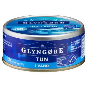 Glyngøre tun i vand 150 g
