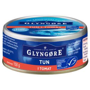 Glyngøre tun i tomat 150 g